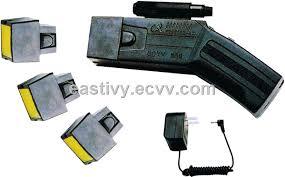 cartridges taser gun taser gun with laser light three cartridges 80kv purchasing