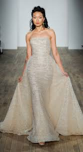 lazaro wedding dress lazaro bridal runway collection 2018 ruffled