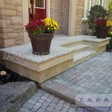 Cutting Patio Pavers Zara Buff Limestone Yellow Flagstone Outdoor Random Pavers Toronto