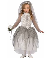 bony bride girls skeleton costume kids costumes pinterest