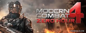 modern combat zero hour apk modern combat 4 zero hour apk obb data high graphics 1 2 2e