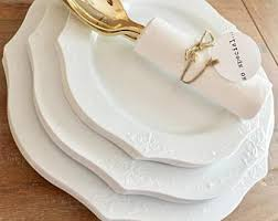 plates for wedding wedding plates etsy
