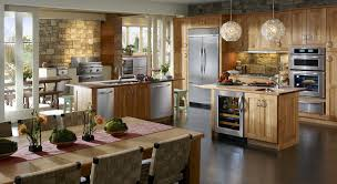 kitchens with built in refrigerators extravagant home design