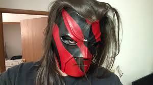 Kane Halloween Costume Wwe Kane Debut Mask