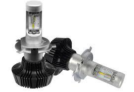Vanguard Lighting Vanguard H4 9003 Led Headlights H4 Bulb Number Leading Led