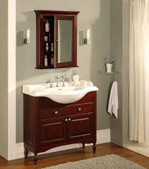 Vanity Ideas For Bathrooms Bathrooms Fancy Narrow Bathroom Cabinet With Magnificent