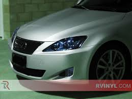 lexus yellow oil light rtint lexus is 2006 2010 headlight tint film