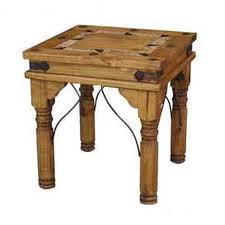 rustic pine end table shop million dollar rustic natural pine end table at lowes com