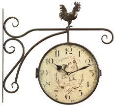 horloge cuisine de gare ancienne organic cuisine 24cm