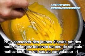 trucs et astuces cuisine de chef l astuce d un chef cuisto pour conserver les jaunes d oeufs