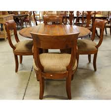 century dining table w 4 chairs upscale consignment