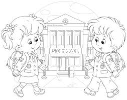 coloring page school coloring pages school 34 about remodel coloring pages for