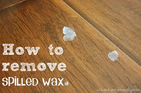 Can You Wax Laminate Flooring How To Remove Spilled Wax Ask Anna