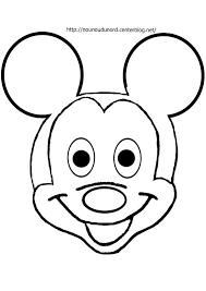coloriage mickey disney a imprimer