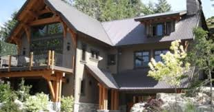 Timber Frame Cottage by Stucco With Timber Accents Renovations Pinterest Exterior