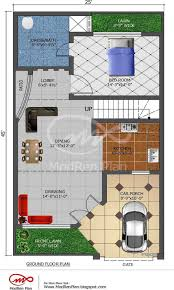 5 marla house plan 1200 sq ft 25x45 feet www modrenplan blogspot com