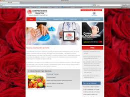comprehensive home care u2013 accountable web design llc