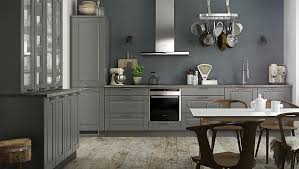 peinture grise cuisine peinture cuisine gris perle idées décoration intérieure farik us
