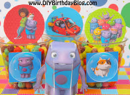 diy birthday blog home birthday party idea tip oh pig the cat