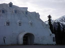 deserted places an abandoned igloo hotel in alaska
