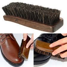 Horsehair Bench Brush Horse Hair Brush Clothing Shoes U0026 Accessories Ebay