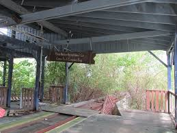 Jazzland Six Flags Abandoned Jazzland In New Orleans Is Super Eerie Video