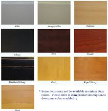 furniture colors wood furniture stain colors home design ideas and pictures