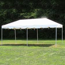 how many tables fit under a 10x20 tent 10 x 20 one piece classic series frame tent