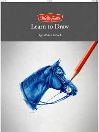learn to draw digital sketchbook by walter foster on the app store