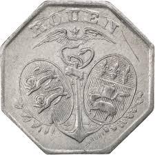 chambre du commerce rouen 85908 rouen chambre de commerce 10 centimes 1918 elie 10 2 vf