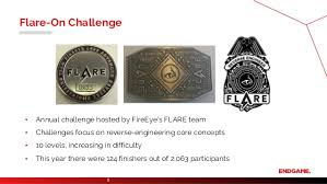 By Challenge 0 To 31337 Real Lessons Learned By Reversing The Flare On Chal