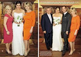 hello wedding dress kym marsh married lomas wedding dress veil and weddings