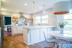 modern kitchen shelving white and brass kitchen cliqstudios cabinets caesarstone