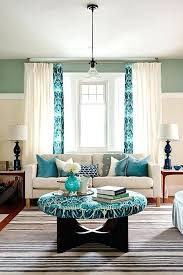 Brown Turquoise Curtains Turquoise Curtains Living Room Decorations For Living Room