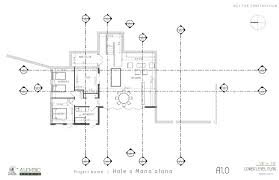 Not So Big House Plans by Hale Mana U0027olana Alembic Studio