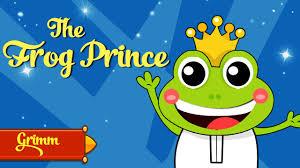 frog prince bedtime story kids watch cartoons