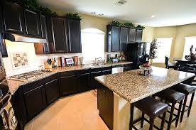 Espresso Kitchen Cabinets by Kitchen Kitchen Interior Luxury Small Espresso Kitchen Cabinets