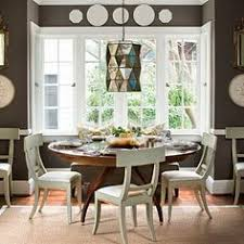Mixed Dining Room Chairs We Can Do This With Babchu U0027s Dining Set Except Paint The Chairs