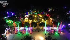 Largo Botanical Garden Photos Lights At The Florida Botanical Gardens In Largo