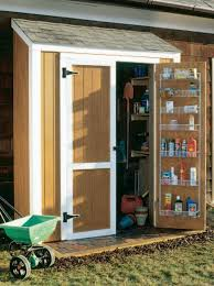Plans To Build A Wooden Storage Shed by Build A New Storage Shed With One Of These 23 Free Plans Free