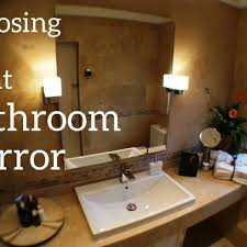 how high cabinet above sink sizing the mirror above your bathroom vanity dengarden