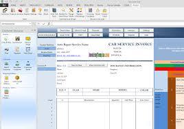 truck repair invoice template rabitah net excel free auto body pdf