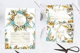 bohemian wedding invitations 10 boho chic wedding ideas you ll for your bohemian wedding