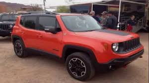 nissan juke lift kit 2015 jeep renegade lifted 2 youtube