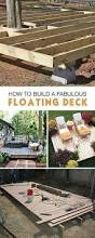 Aff Wood Know More How To Build A Kids Octagon Picnic Table by Perfect Floating Deck Plans Decks Pinterest Floating Deck