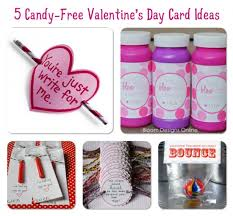 candy s day card 5 candy free s day card ideas the frugal