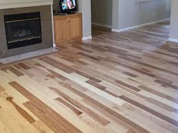 hickory flooring in hallway best hardwood flooring tile