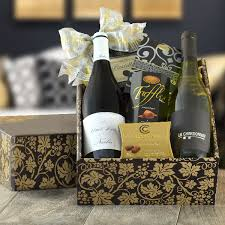wine as a gift free shipping wine baskets capalbos gift baskets