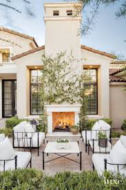best 25 mediterranean outdoor fireplaces ideas on pinterest