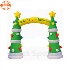 Inflatable Christmas Decorations Outdoor Cheap - outdoor christmas arches outdoor christmas arches suppliers and
